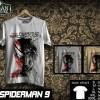 Kaos SPIDERMAN  Disain SPIDERMAN 9