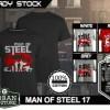Kaos MAN OF STEEL  Disain MAN OF STEEL 17