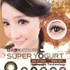 Softlens Baby Color Super Yogurt Brown Diameter 21,8mm