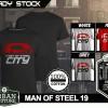 Kaos MAN OF STEEL  Disain MAN OF STEEL 19