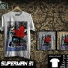 Tshirt SUPERMAN  Disain SUPERMAN  31