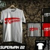 Tshirt SUPERMAN  Disain SUPERMAN  22