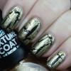 NICOLE - Gold Texture