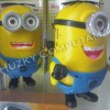 Mini Speaker MINION 3D [UNIK] Input USB, TF, FM Radio dan Line In