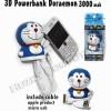DORAEMON powerbank 3D 3000mAh