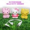 HELLO KITTY powerbank 3D 3000mAh