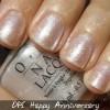 OPI - Happy Anniversary