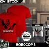 Tshirt ROBOCOP Disain ROBOCOP 3