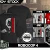 Tshirt ROBOCOP Disain ROBOCOP 4