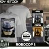 Tshirt ROBOCOP Disain ROBOCOP 8