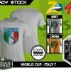 Kaos PIALA DUNIA Disain WORLD CUP - ITALY 7