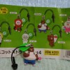 "LINE Character Earphone Jack Plug Strap ""Brown#A for all Smart Phone"