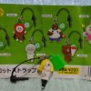 "LINE Character Earphone Jack Plug Strap ""James#B"" for all Smart Phone"