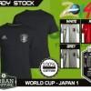 Kaos PIALA DUNIA Disain WORLD CUP - JAPAN 1