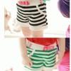 Stripe shortpants