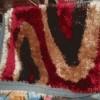 Karpet Bulu Panjang Kilap (ukuran Sedang)