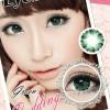 Eyemeny Softlens Pudding - Green