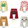 Busha Animal Pants 7/8