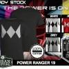 Tshirt POWER RANGER 19