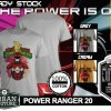 Kaos POWER RANGER 20
