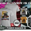 Kaos POWER RANGER 25