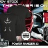 Kaos POWER RANGER 33