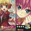 Paket Softlens Manga + Cairan 60 ml