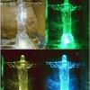 Lampu Tidur Salib Yesus Brazil Rio de Janiero Natal Paskah Lamp Souvenir kado hadiah reseller dropship ecer grosir