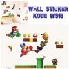 Wall Sticker Kode WS16