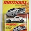 Macthbox 2010 Lesney Edition Superfast 1968 Mustang Cobra Jet