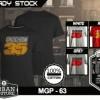 Tshirt MOTO GP, Desain MGP - 63