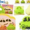 CAR SHAPED SANDWICH / BREAD / RICE MOLD - CETAKAN ROTI / NASI BENTUK MOBIL