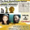 Kyusoku Bihaku Pils (HATI2X DAPAT BRG PALSU) Pencerah Kulit Aman & Halal (Free 1 Soap Sample 12gr)