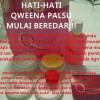 QWEENA PALSU - WASPADA!!
