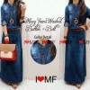 maxi jeans + belt