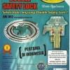 Selang & Regulator Quantum QRL-062GB Double Safety Lock