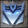 Emblem Transformer LED Red Eyes / Blue Eyes