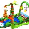 BABY PLAYMAT BABY GIFT RAINFOREST / MATRAS BERMAIN BAYI