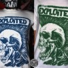 T Shirt The Exploited_Beat The Bastard