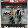 McFarlane THE Walking Dead Darly, Merle Dixon 2 Pack MISB