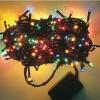 Lampu Natal LED Dekorasi warna warni