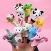 Boneka Jari Animal Paket A (isi 10)