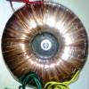 Trafo Toroidal for Audio