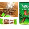 Pocky Matcha Crush - greentea chocolate