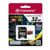 Transcend 32GB Micro-SDHC (UHS-1 600X ULTIMATE, SD Adapter)