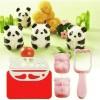 Cetakan nasi bento bentuk panda