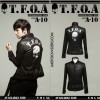 Jaket Kulit Crows Zero TFOA Generation 6th (A-10)