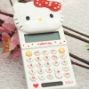 KALKULATOR KEPAL HELLO KITTY WHITE KT966