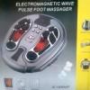 ELECTROMAGNETIC WAVE PULSE FOOT MASSAGER  ALAT PIJAT ELEKTROMAGNETIK