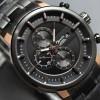 Jam Tangan Alexandre Christie  AC 6323 Black Gold
